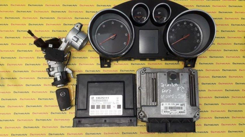 Kit pornire Opel Insignia 2.0CDTI 55576906, 0281017105