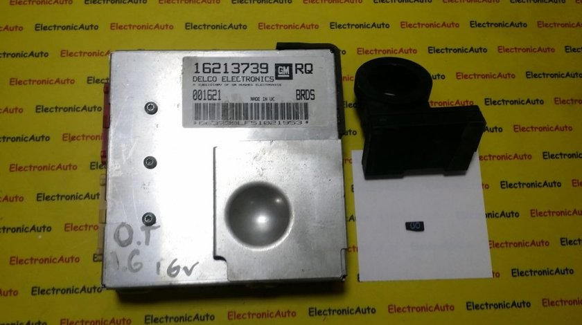 Kit pornire Opel Tigra 1.4 16213739 RQ BRDS