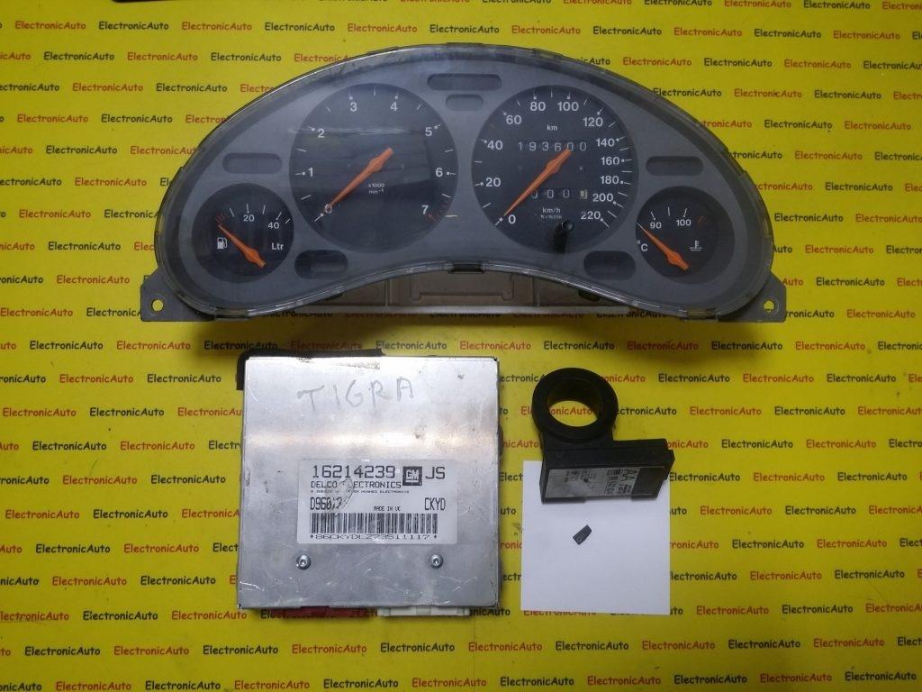 Kit pornire Opel Tigra, Corsa B 1.4 16214239 JS CKYD X14XE