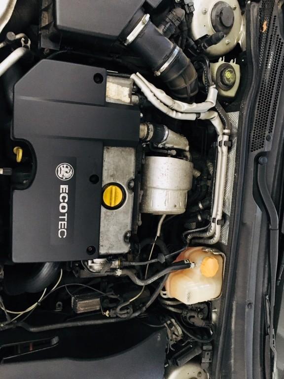 Kit pornire Opel Vectra C 2004 KOMBI / CARAVAN 2.2 DTI