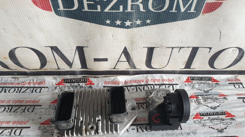 Kit pornire Opel Zafira A 1.8 16v z18xe 125 cai cod piesa : 24443879 5WK9196
