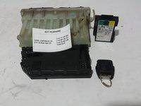 Kit pornire Opel Zafira A 2.0 dti 16v 2005 cod motor y20dth