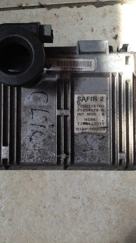 kit pornire renault clio 1.2 benzina 2000