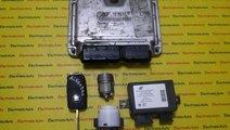 Kit pornire Seat Alhambra, Vw Sharan 1.9 tdi 02810...