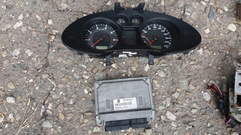 Kit pornire Seat Ibiza 1.2 benzina motor AZQ 03E906033D  5wp4012104