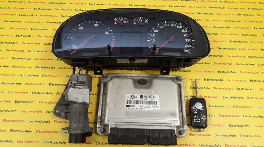 Kit pornire Volkswagen Bora 1.9 tdi 038906019DD, 0281011065