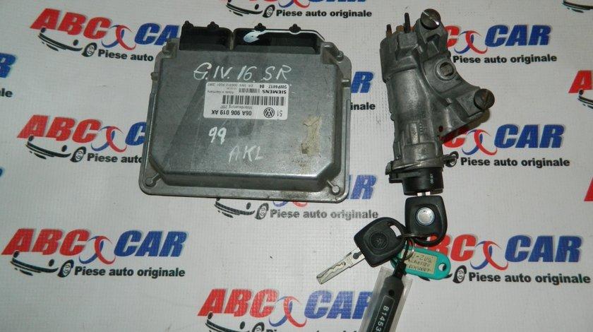 Kit pornire VW Golf 4 1.6 benzina cod: 06A906019AK