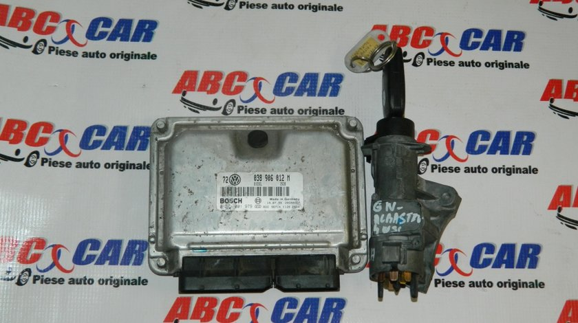 Kit pornire VW Golf 4 cod: 038906012M