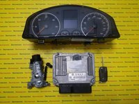 Kit pornire VW Golf5 1.9TDI 0281014061, 03G906021PM, motor BXE 105CP