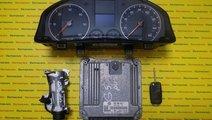Kit pornire VW Golf5 2.0TDI 0281011956, 03G906016T...