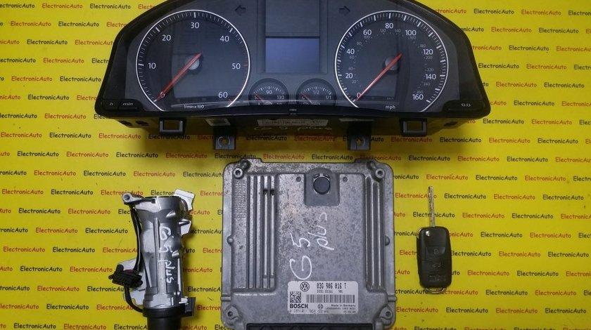 Kit pornire VW Golf5 2.0TDI 0281011956, 03G906016T, motor BKD 140CP
