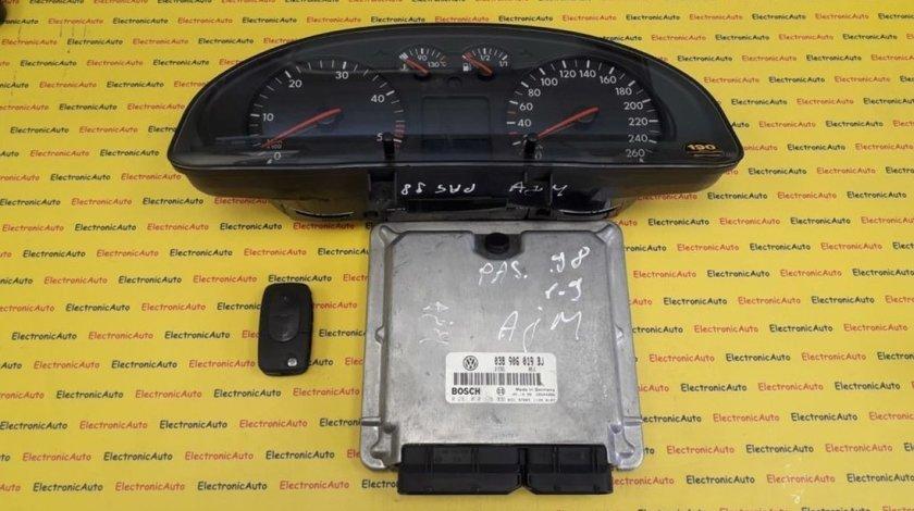Kit pornire VW Passat 038906019BJ, 0281010176