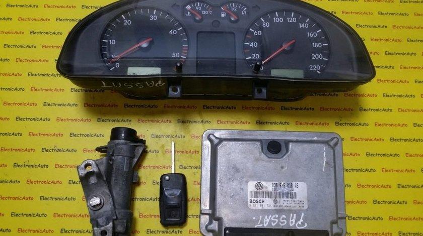 Kit pornire VW Passat 1.9TDI 0281001724, 038906018AS