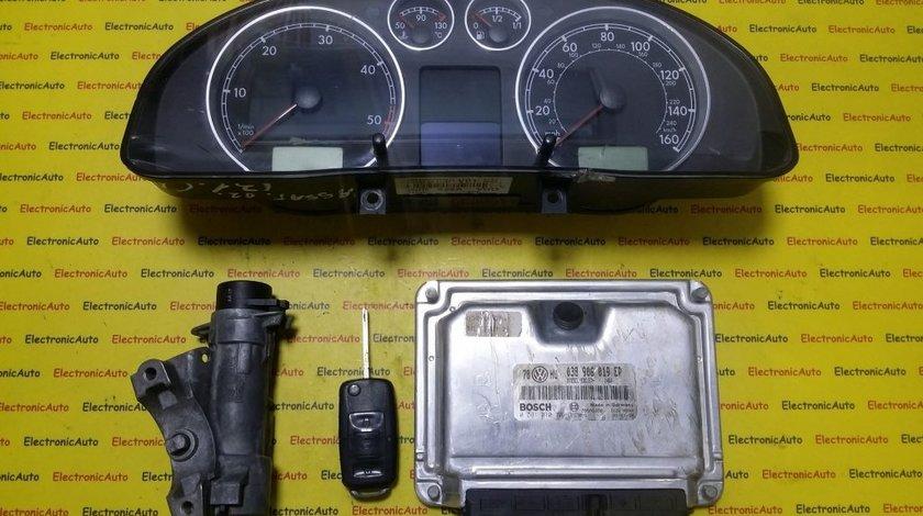 Kit pornire VW Passat 1.9TDI 0281010701 , 038906019EP