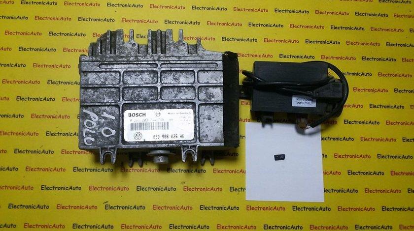 Kit pornire VW Polo 0261203744745, 030906026AK