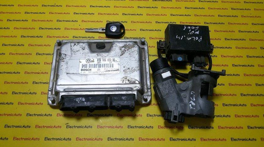 Kit pornire VW Polo 030906032BD, 0261206767