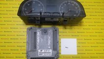 Kit pornire VW Touran 1.9 tdi 0281011945, 03G90601...
