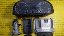 Kit pornire VW Touran 1.9 tdi 0281013195, 03G90602...