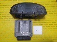 Kit pornire VW Touran 1.9TDI 0281011945, 03G906016CD, motor BKC