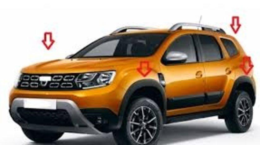 Kit protectii de aripi fata stanga cu senzor Duster II 2018-2019 AutoCars