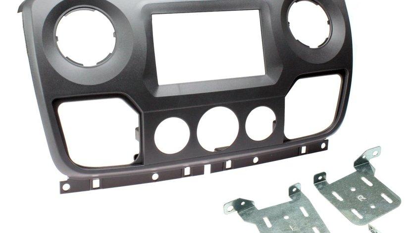 Kit Rama 2DIN Dedicata OPEL MOVANO RENAULT MASTER NISSAN NV400 Connects2 CT23VX60