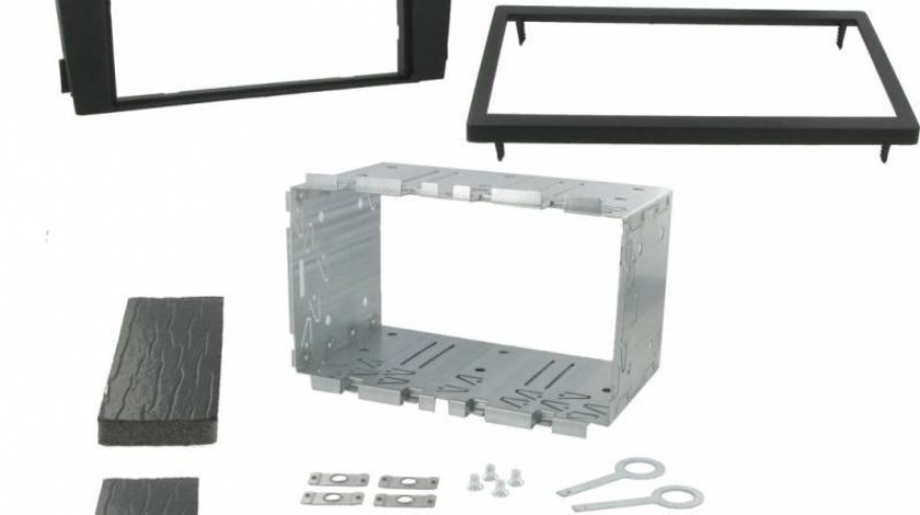Kit Rama Adaptoare 2 DIN Dedicata AUDI A6 1997-2004