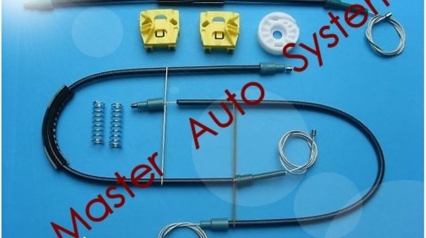 Kit reparatie macara geam actionat electric Saab YS3F pt an fab 02 10