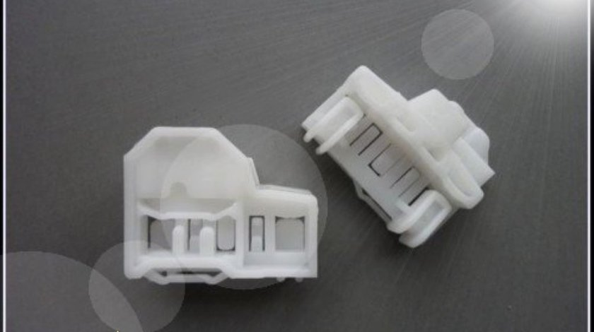 Kit reparatie macara geam actionat electric Skoda Superb pt an fab . '01-'09 fata stanga sau dreapta