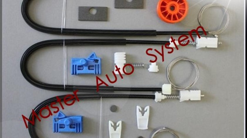 Kit reparatie macara geam actionat electric Renault Laguna 2 pt an fab 01 07 fata dreapta