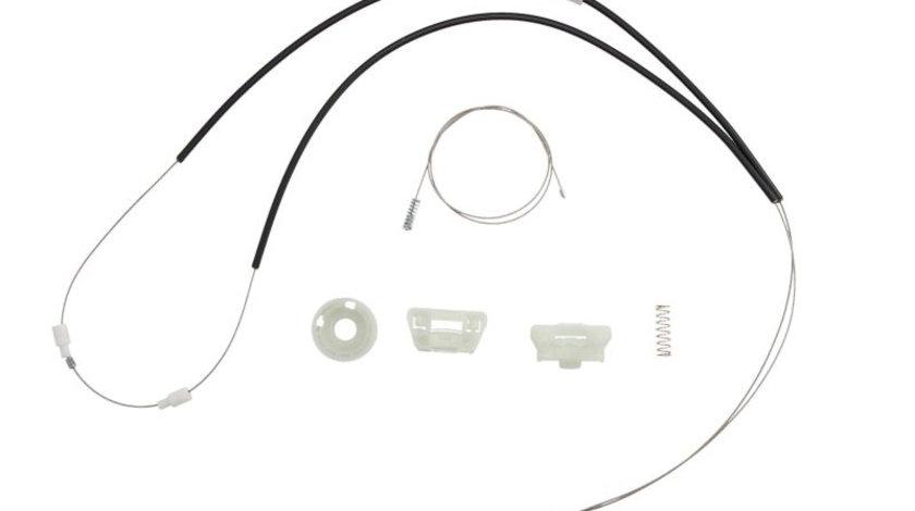 Kit reparatie macara geam fata dreapta set, electric FORD FOCUS intre 1998-2004 cod intern: CI7874CA