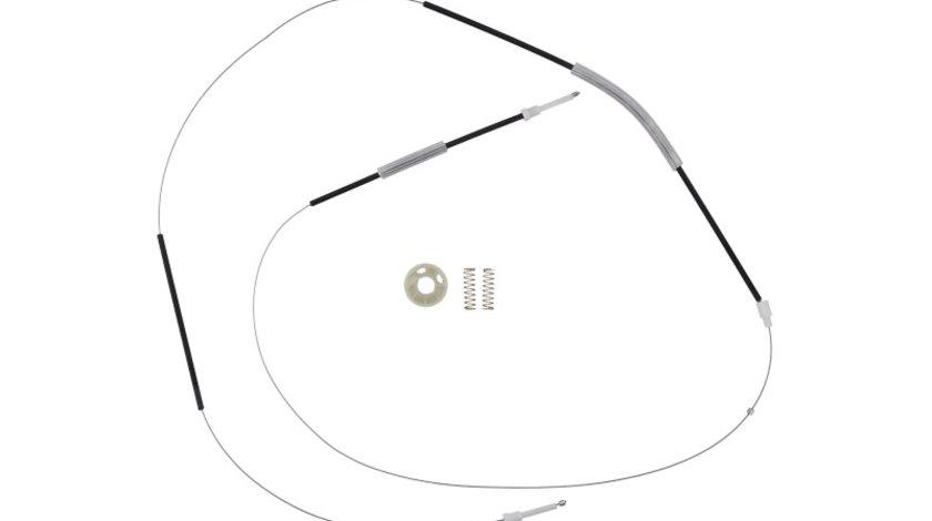 Kit reparatie macara geam spate stanga cablu BMW Seria 5 E39 intre 1995-2004