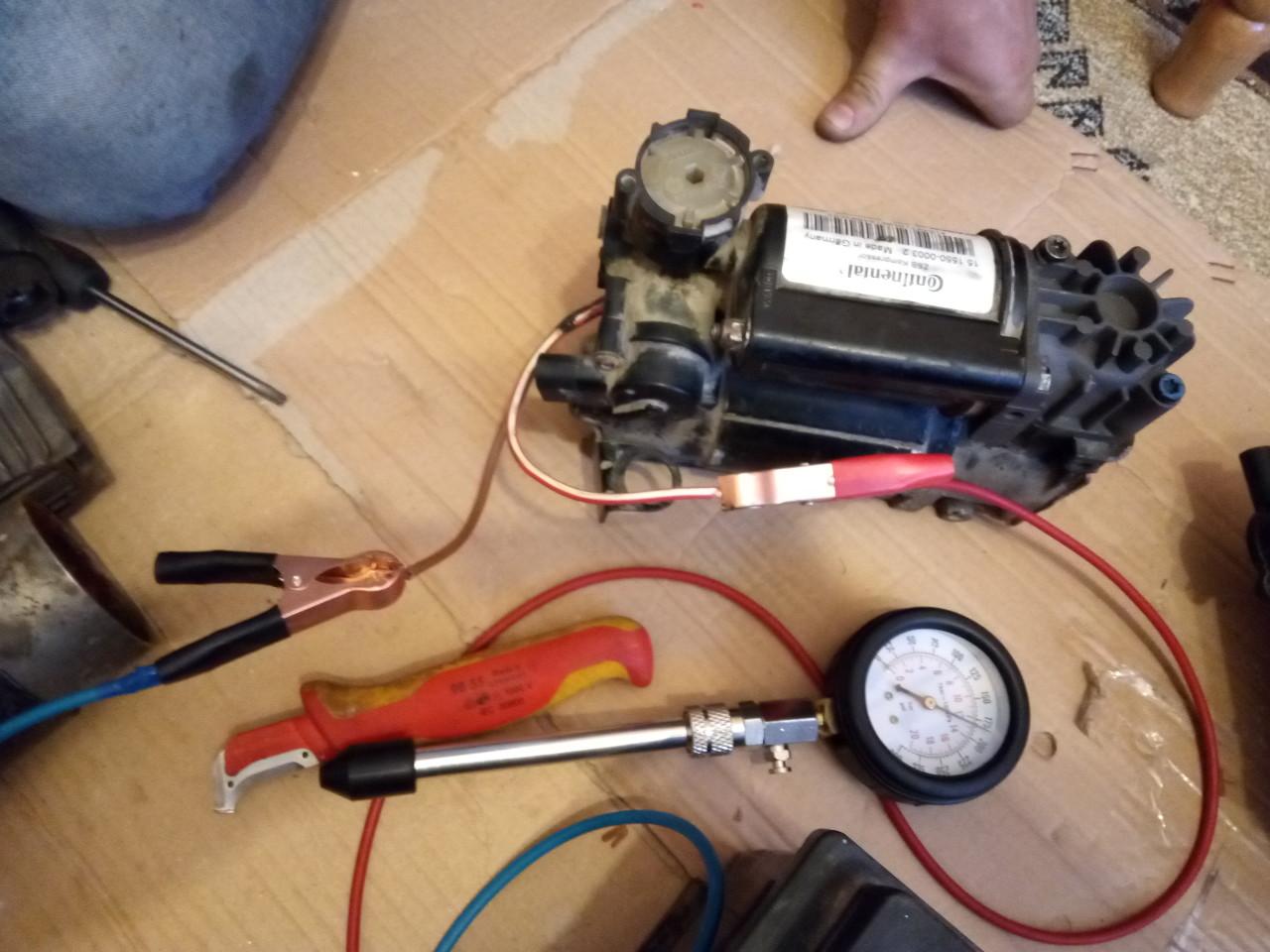 Kit reparatii reparare recondiționare compresor perne aer, Chiuluasa, camasa piston wabco