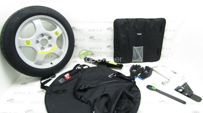 Kit roata rezerva Original BMW Seria 1 E88 / E82/ Seria 3 E90 / E91/ E92 / E93 - 125/80R17