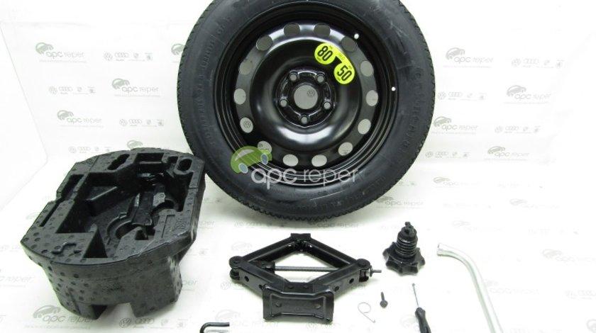 Kit roata rezerva VW JETTA 5C (2011 - 2018) - Cod: 5C0601027C