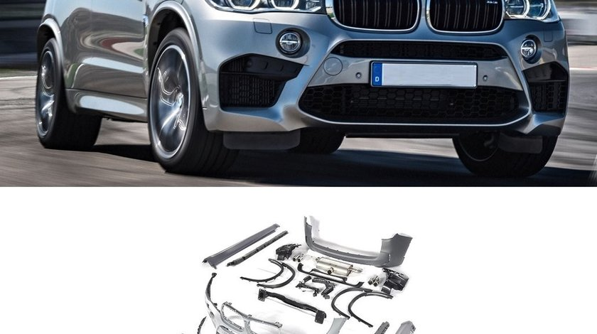 Kit spoilere complet BMW X5 F15 (2013-2018) X5 M Design X5M