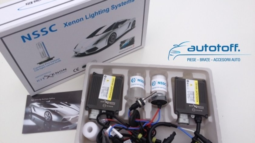 Kit Xenon Canbus Pro (H1, H3, H8, H9, H11, Hb3, Hb4)