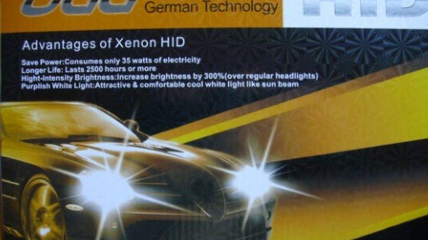 KIT XENON H7 6000K LA SUPER PRET 230 LEI