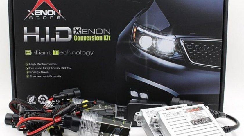 Kit Xenon H7 Ballast Ultraslim 55W 6000K 12V