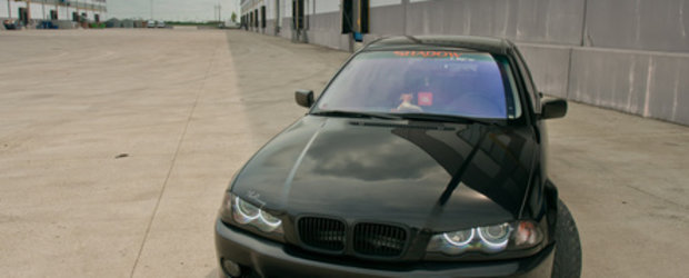 Kitty says 'MEOW!': BMW E46 by Adi