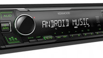 KMM-105GY Kenwood Receptor media digital cu intrar...
