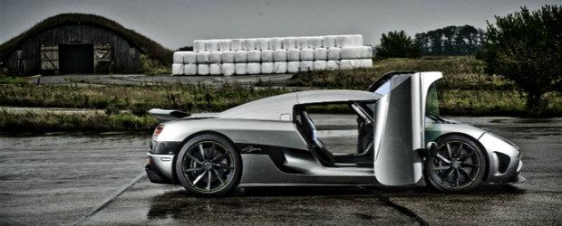 Koenigsegg Agera in 15 imagini memorabile