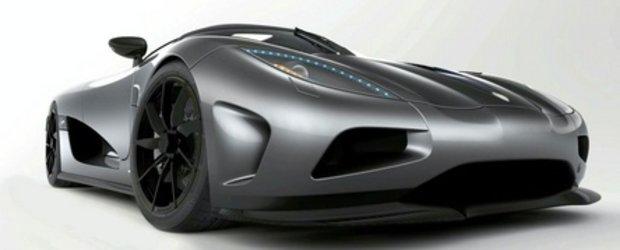 Koenigsegg Agera - Mr. Perfectiune este aici!