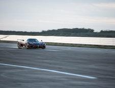 Koenigsegg Agera RS- record mondial 0-400-0