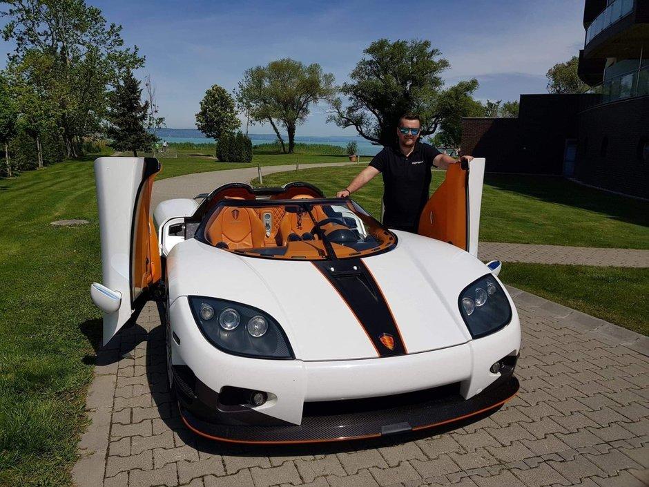 Koenigsegg CCXS