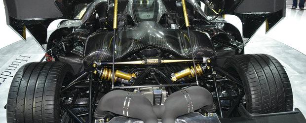 Koenigsegg lucreaza la un motor de 1.6 litri. Cum de ce? Pentru ca poate