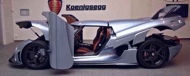 Koenigsegg ne explica cum sta treaba cu caroseria robotizata a mega-hibridului Regera