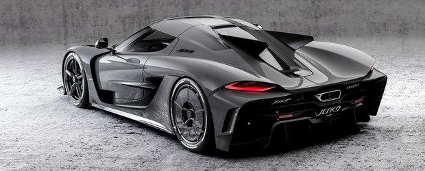 """Koenigsegg prezinta masina cu care vrea sa recupereze recordul de viteza de la Bugatti. """"Va fi incredibil de rapida"""""""