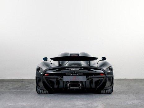 Koenigsegg Regera fara vopsea