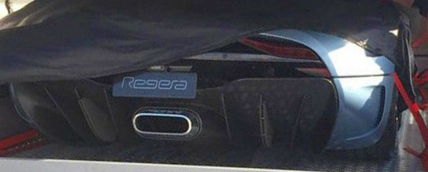Koenigsegg Regera ni se arata in prima poza reala