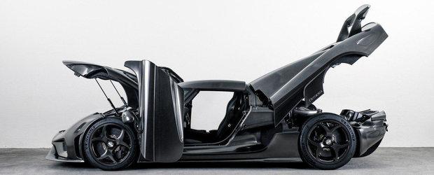 Koenigsegg vrea sa scoata pe piata o masina pentru cei care nu-si permit un Regera